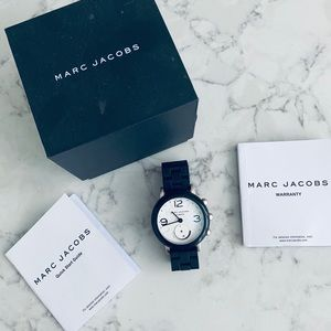 Marc Jacobs Hybrid smart watch